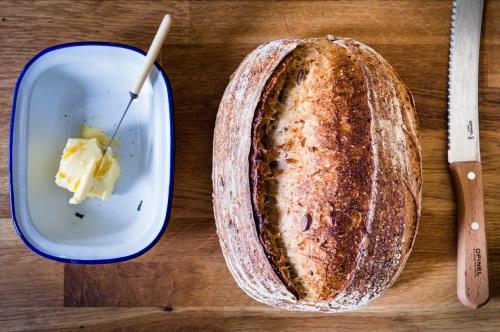 Brick House Multi-Grain loaf