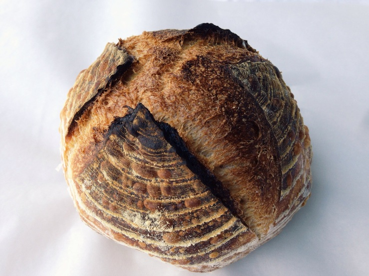 Sourdough baked at home. Source: DWD.